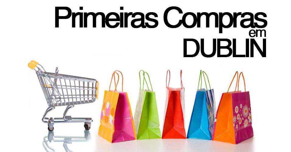 Dicas de Lojas em Dublin