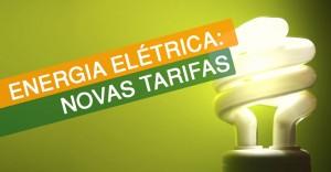 Novas Tarifas de Energia Elétrica
