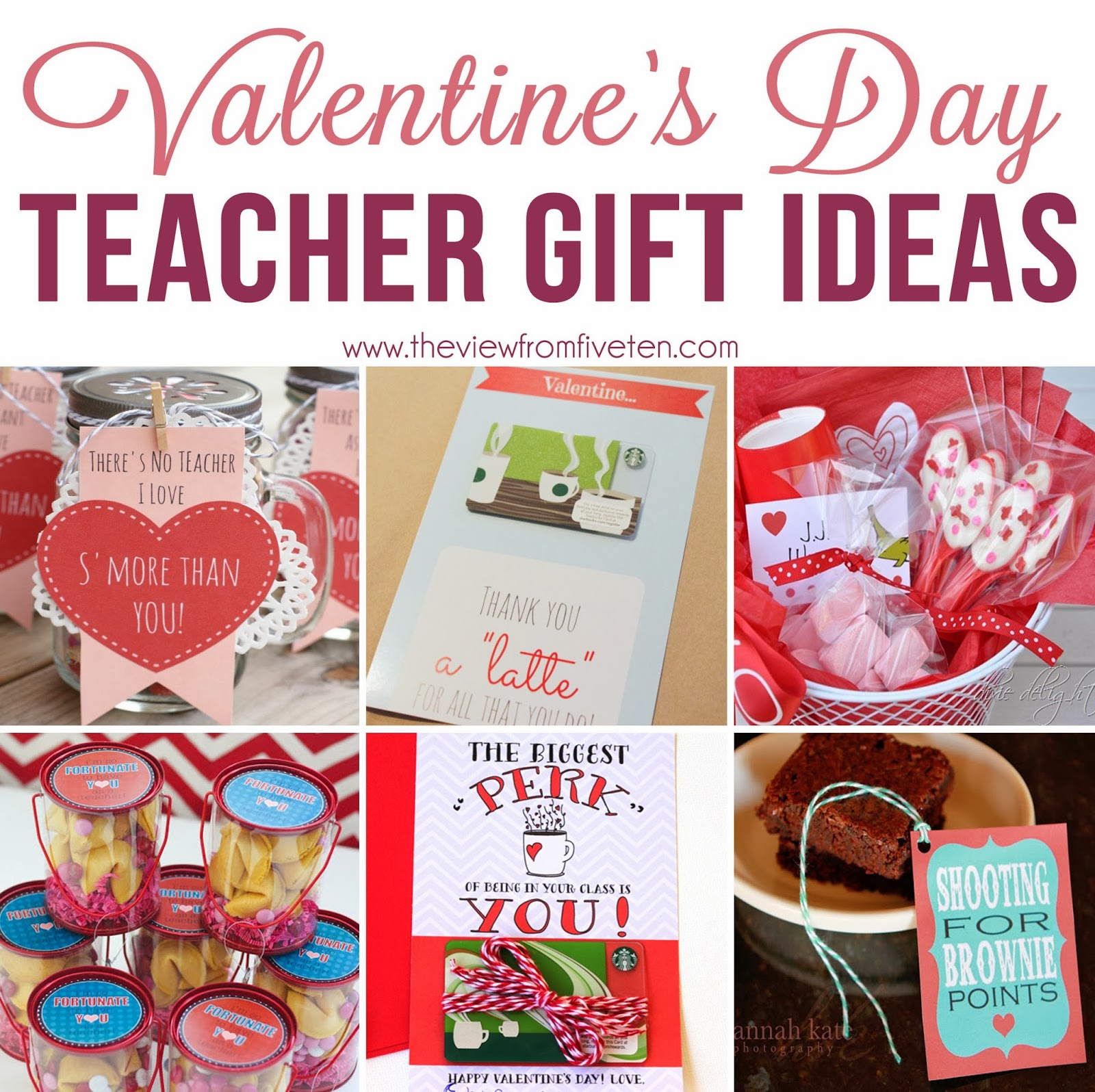 valentines day teacher gift ideas